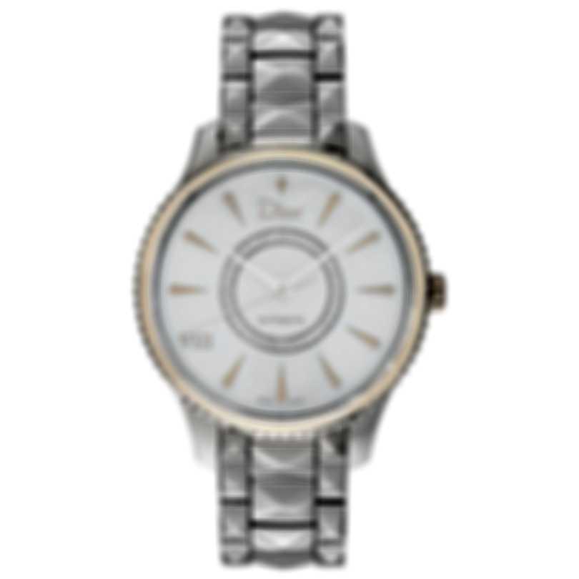 Dior Viii Montaigne Diamond Automatic Ladies Watch CD1535I0M001
