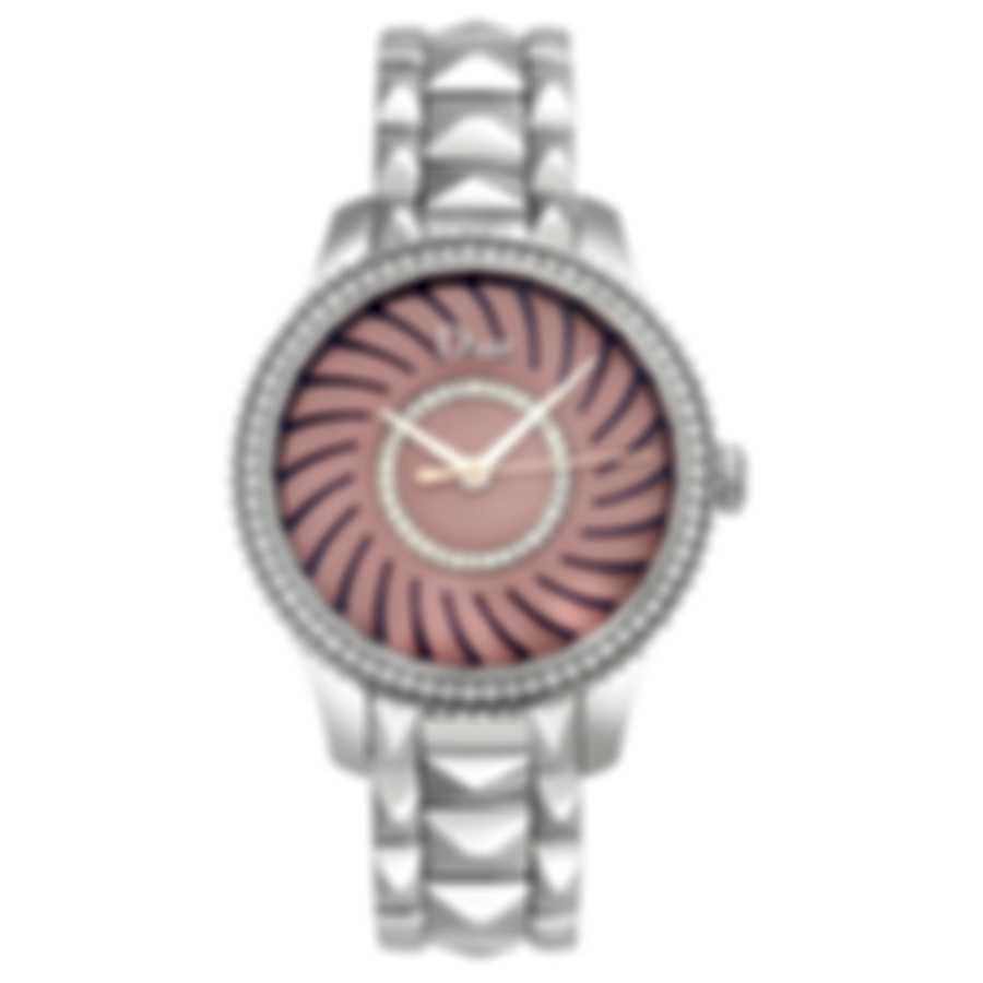 Dior Viii Diamond Quartz Ladies Watch CD153113M001