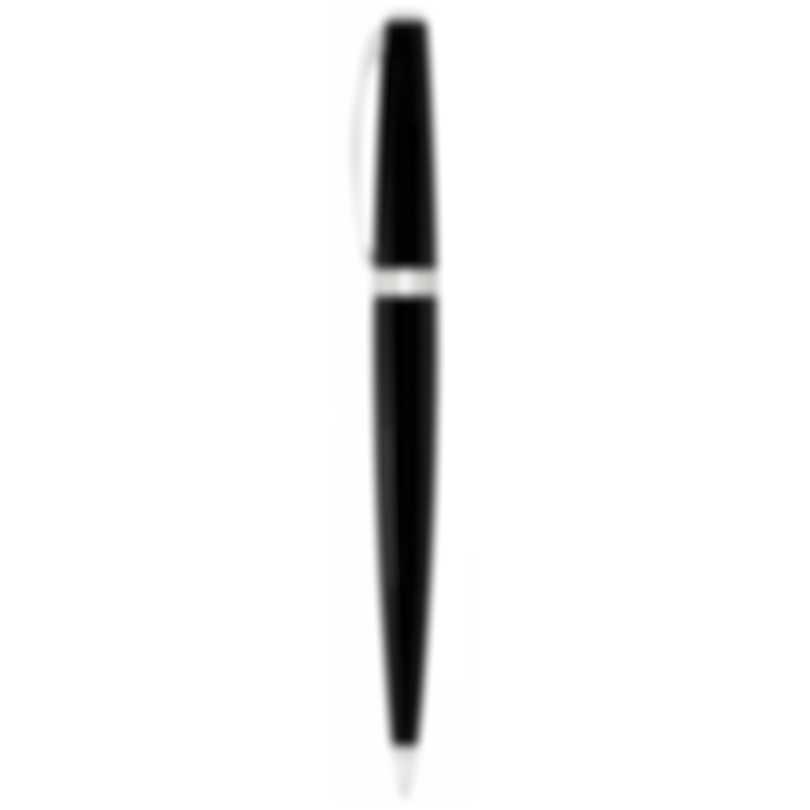 Dior Fahrenheit Nickel Palladium And Lacquer And Diamond Ballpoint Pen S604-301BR4