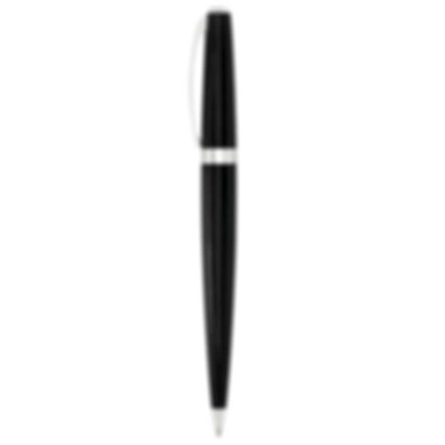 Dior Fahrenheit Nickel Palladium And Lacquer Ballpoint Pen S604-305CHE