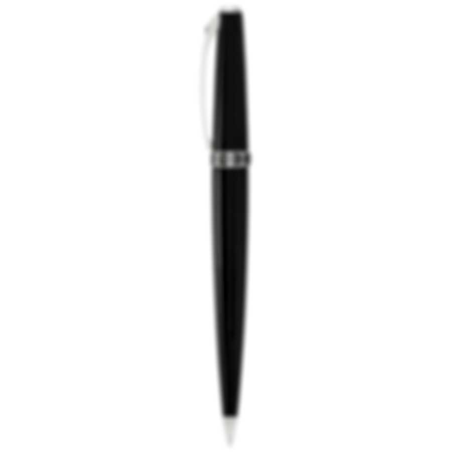 Dior Fahrenheit Nickel Palladium And Lacquer And Sapphire Ballpoint Pen S604-305SCNO