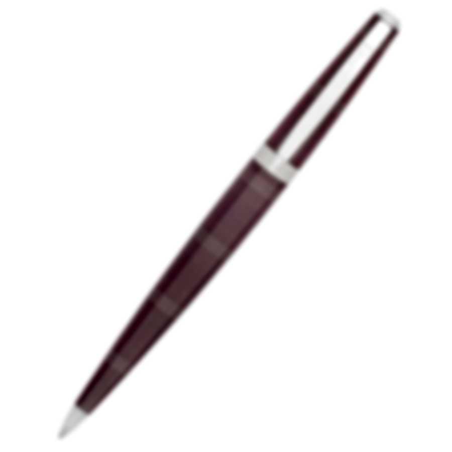 Dior Fahrenheit Nickel Palladium And Lacquer Ballpoint Pen S604-305SILR