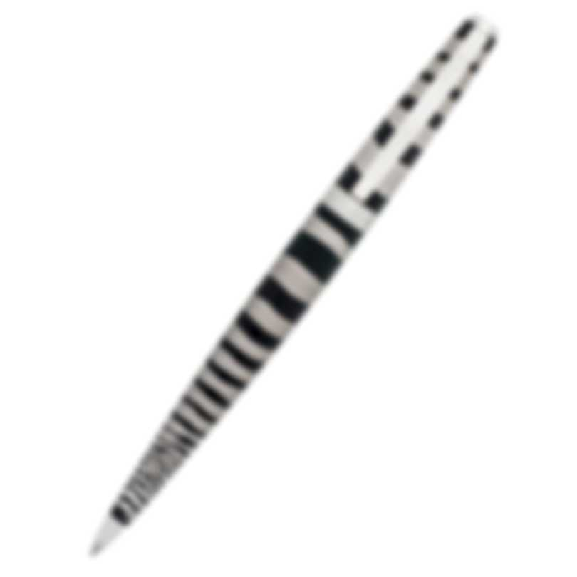 Dior Fahrenheit Nickel Palladium And Lacquer Ballpoint Pen S604-305ZEB1