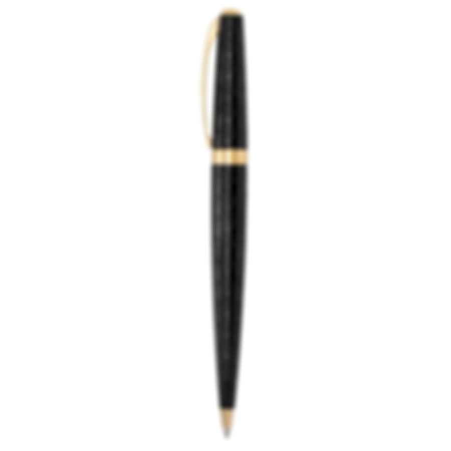 Dior Fahrenheit Lacquer And Gold Plated Ballpoint Pen S604-306CMD