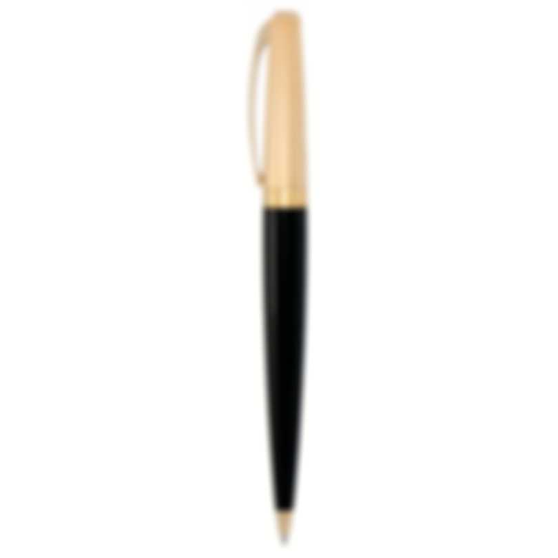 Dior Fahrenheit Lacquer And Gold Plated Ballpoint Pen S604-306DEGN