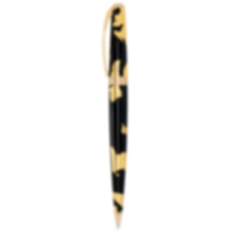 Dior Fahrenheit Lacquer And Gold Plated Ballpoint Pen S604-306FO
