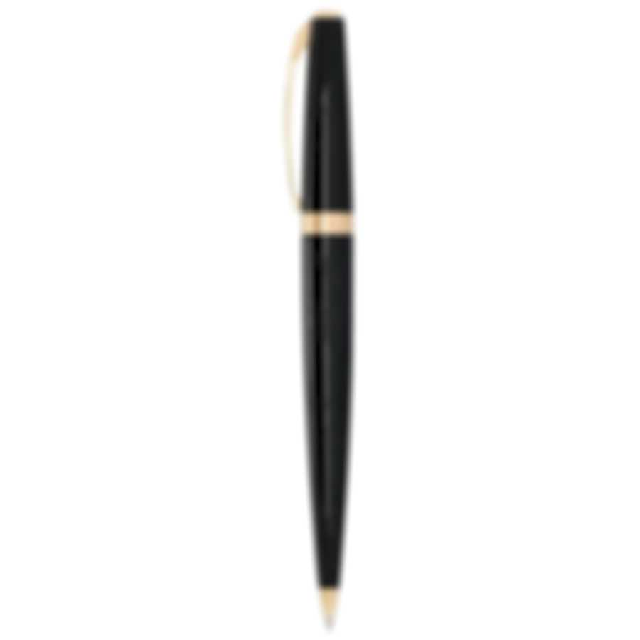 Dior Fahrenheit Lacquer And Gold Plated Ballpoint Pen S604-306PANT