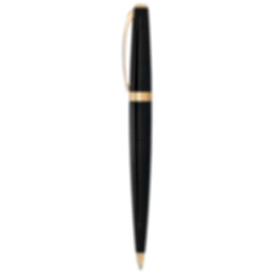 Dior Fahrenheit Lacquer And Gold Plated Ballpoint Pen S604-306REP
