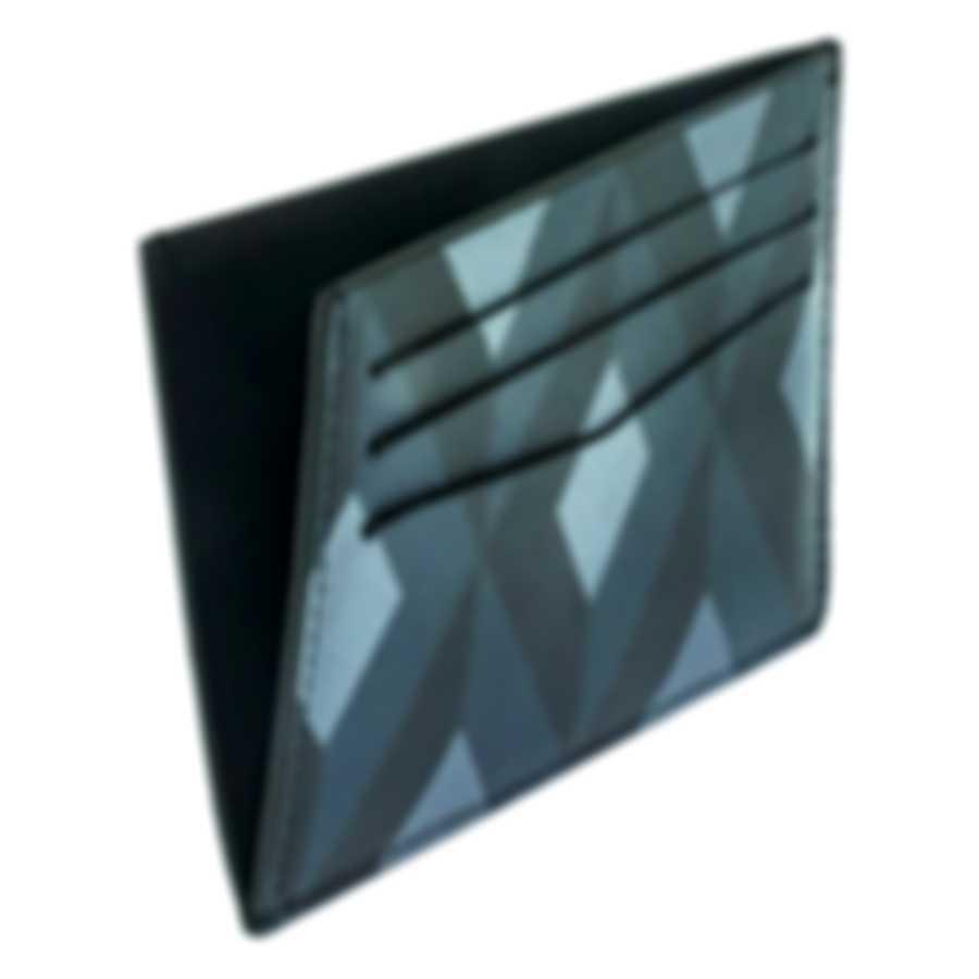 Dunhill Cadogan Engine Turn Leather Card Case 18F230CCT472R