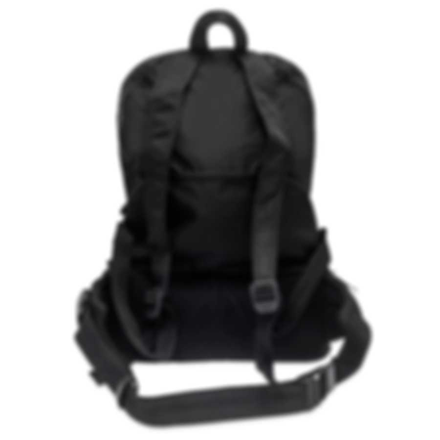Dunhill Black Nylon Waist/Backpack Bag 18F39-70TR001
