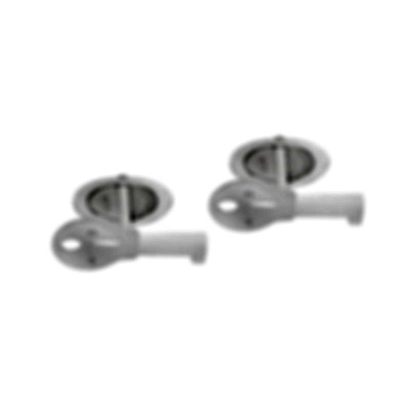 Dunhill Attache Key Sterling Silver Cufflinks 18FUM8202040TU
