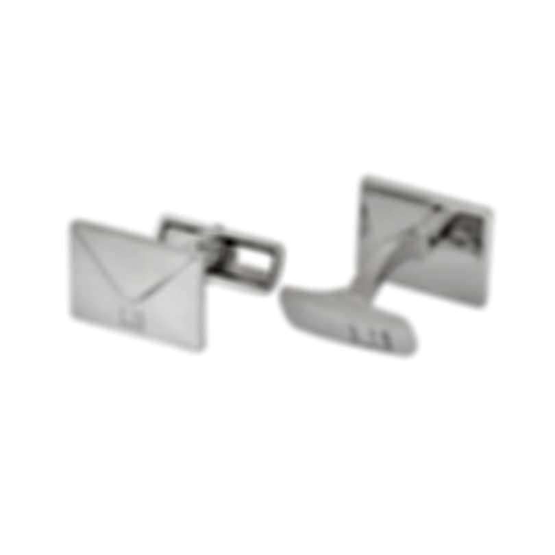 Dunhill Envelope Sterling Silver Cufflinks 18FUM8203040TU
