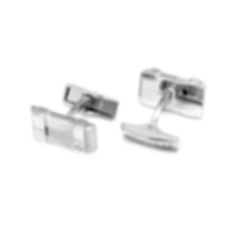 Dunhill ET Thread Sterling Silver Cufflinks 19RUR8201040TU