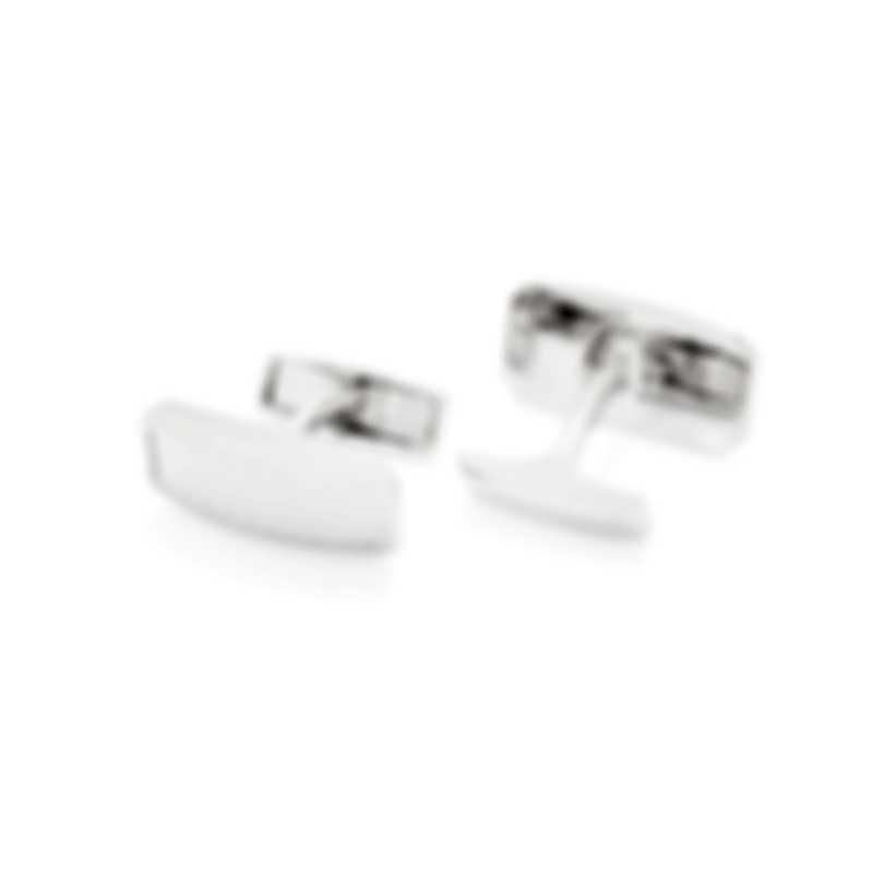 Dunhill Avorities Silver Cufflinks JNV3246K