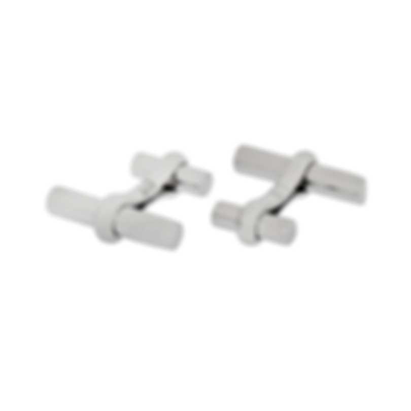 Dunhill Link Sterling Silver Cufflinks JIY8263H