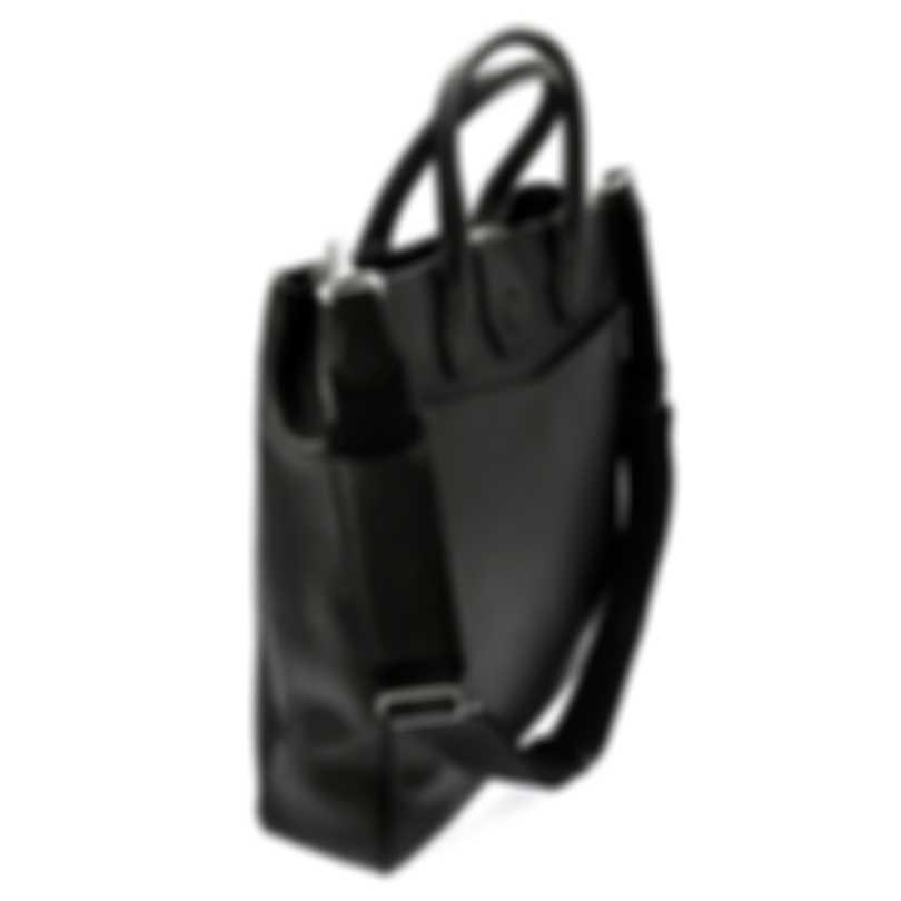 Dunhill Men's Black Leather Tote L3C387A