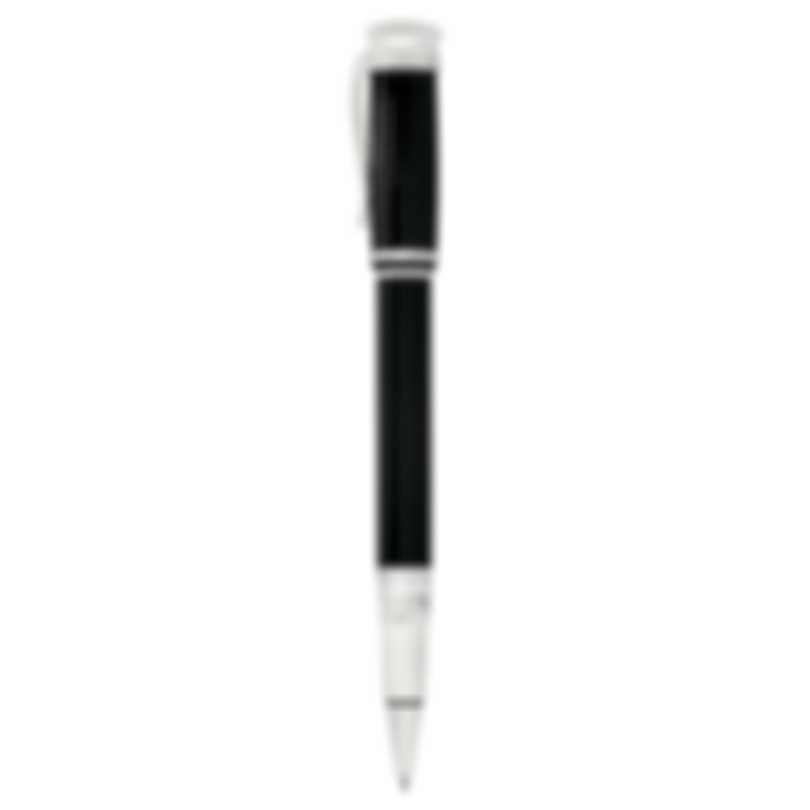 Dunhill Sentryman Black Resin Rollerball Pen NWX3103