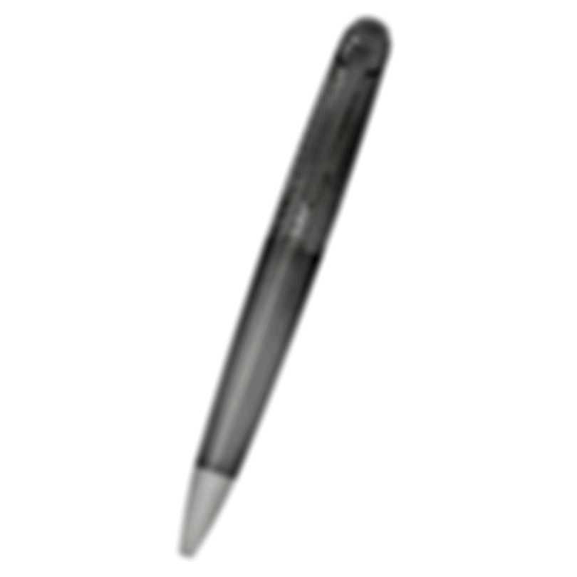 Dunhill AD Fighter Silver Palladium Ballpoint Pen NXC2793