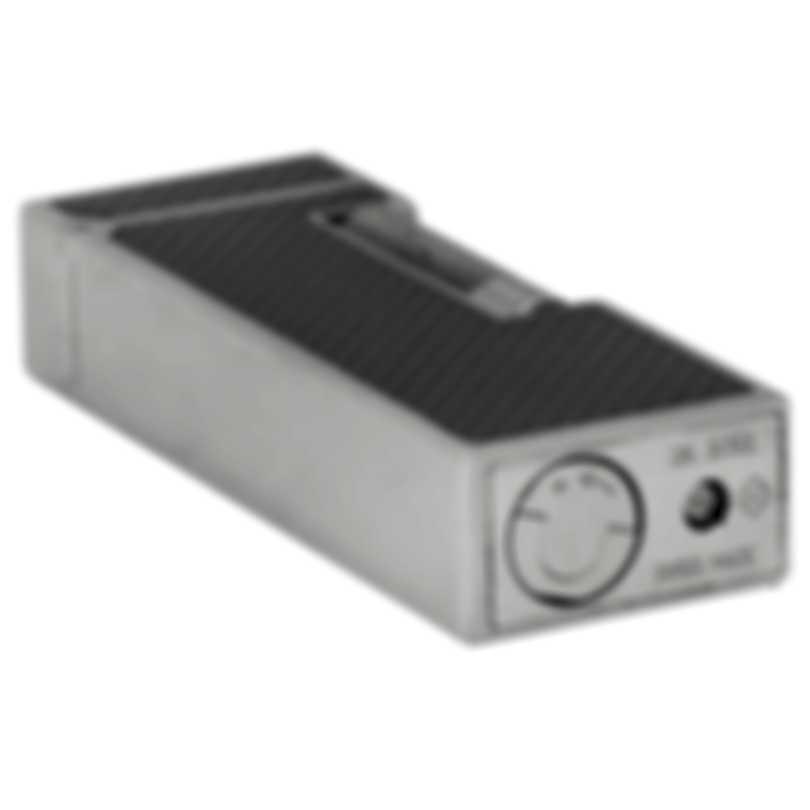Dunhill Unique Black & Silver Lighter RLD3302