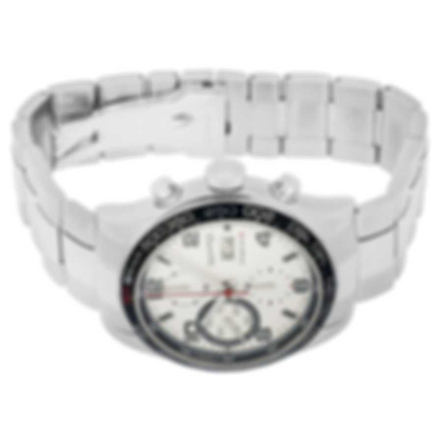 Eberhard Champion V Grande Date Chronograph Automatic Men's Watch 31064.1-SS