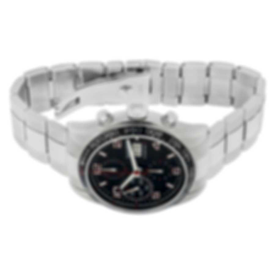 Eberhard Champion V Grande Date Chronograph Automatic Men's Watch 31064.3-SS