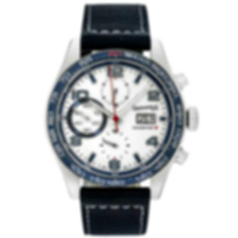 Eberhard Champion V Grande Date Chronograph Automatic Men's Watch 31064.4