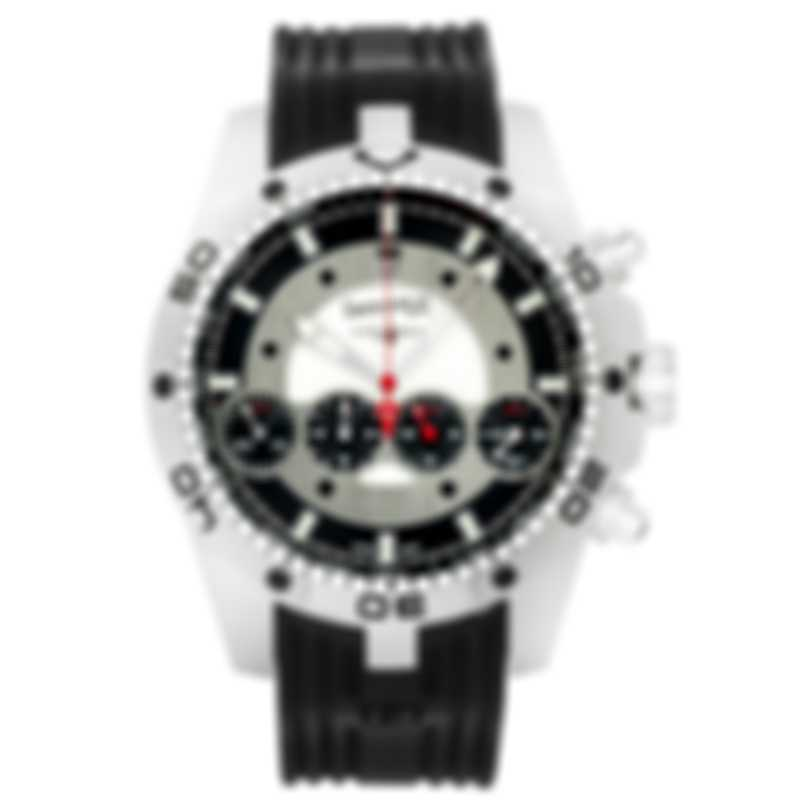 Eberhard Chrono 4  Stainless Steel Automatic Men's Watch 31060.04