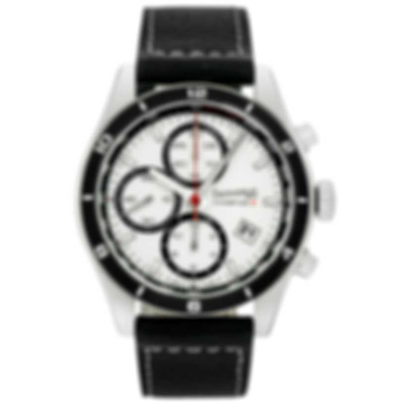 Eberhard Champion V Chronograph Stainless Steel Automatic Men's Watch 31063.1