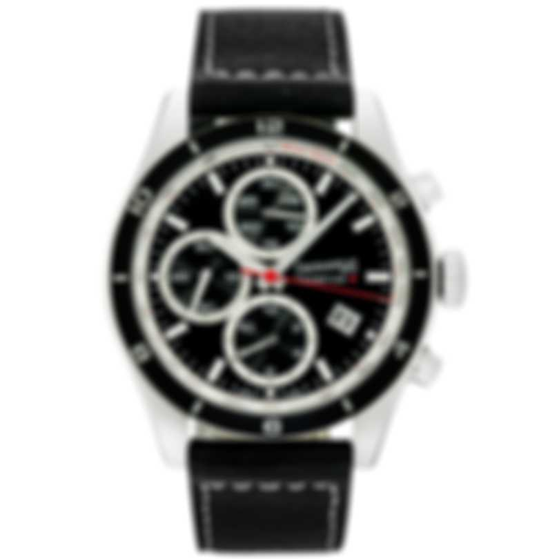 Eberhard Champion V Chronograph Stainless Steel Automatic Men's Watch 31063.6