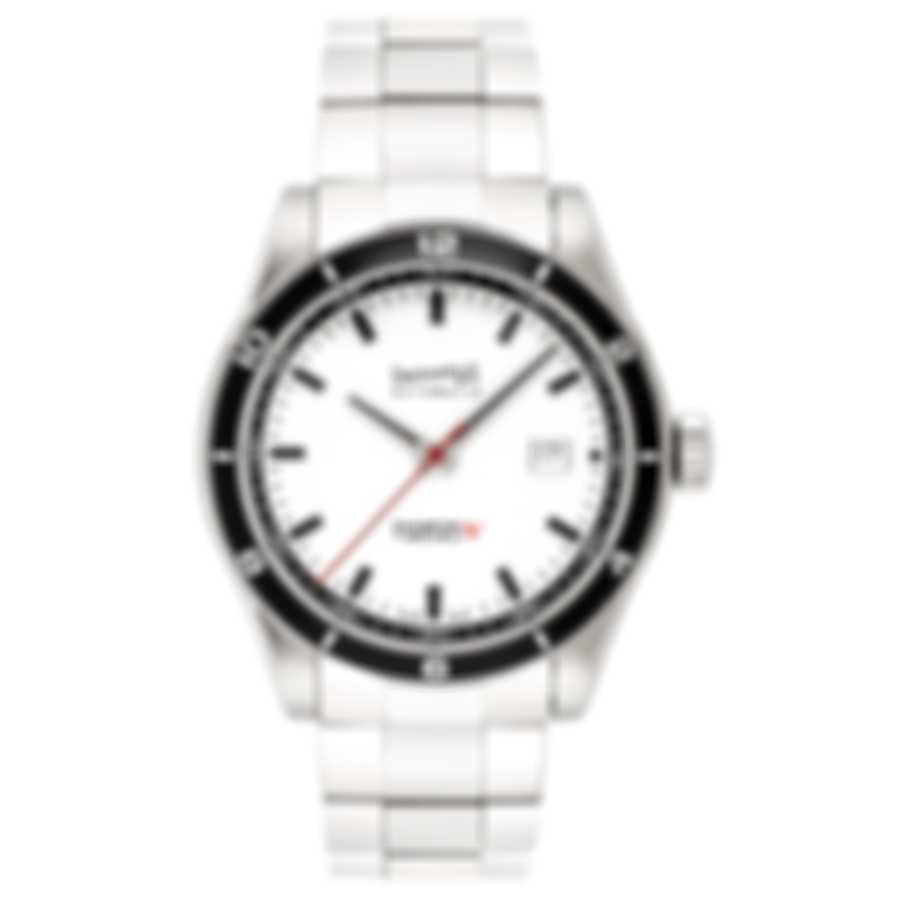 Eberhard Champion V Time Only Automatic Men's Watch 41031.1S