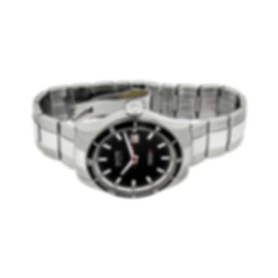 Eberhard Champion V Time Only Automatic Men's Watch 41031.2S
