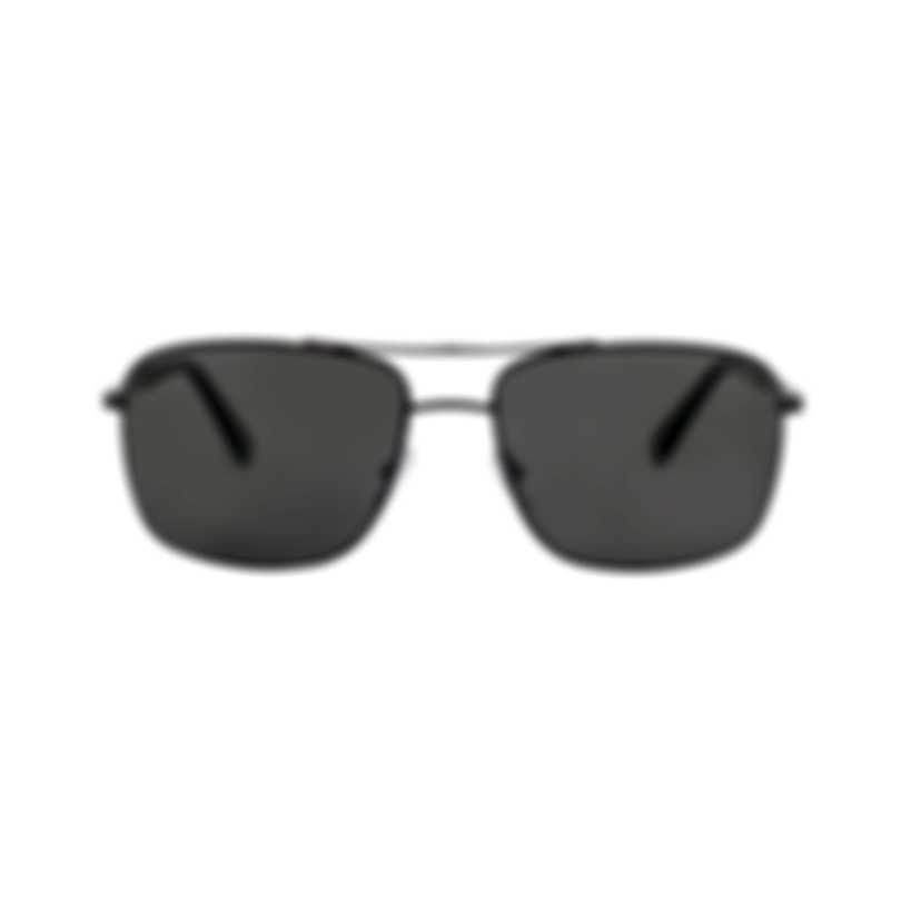 Ermenegildo Zegna Women's Gunmetal Sunglasses EZ002108D