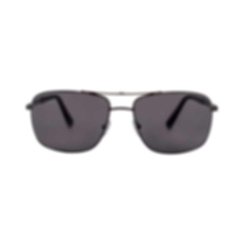 Ermenegildo Zegna Men's Gray Aviator Sunglasses EZ002114C