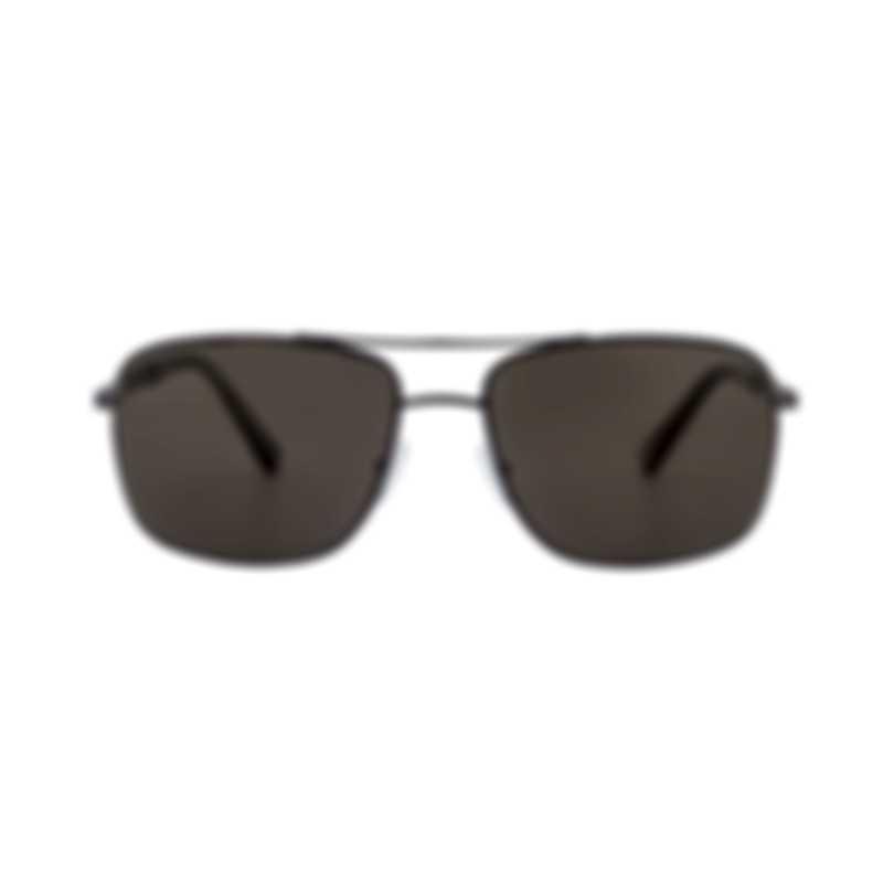 Ermenegildo Zegna Women's Brown Metal Sunglasses EZ002137M