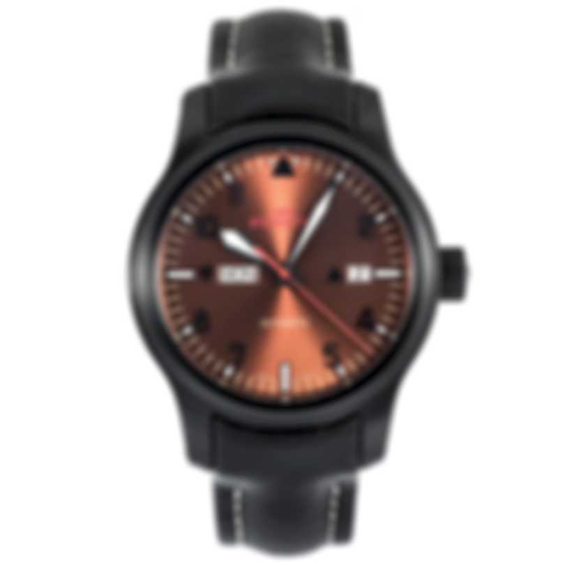 Fortis B-42 Aeromaster Dusk Day/Date Automatic Men's Watch 655.18.98.L.01