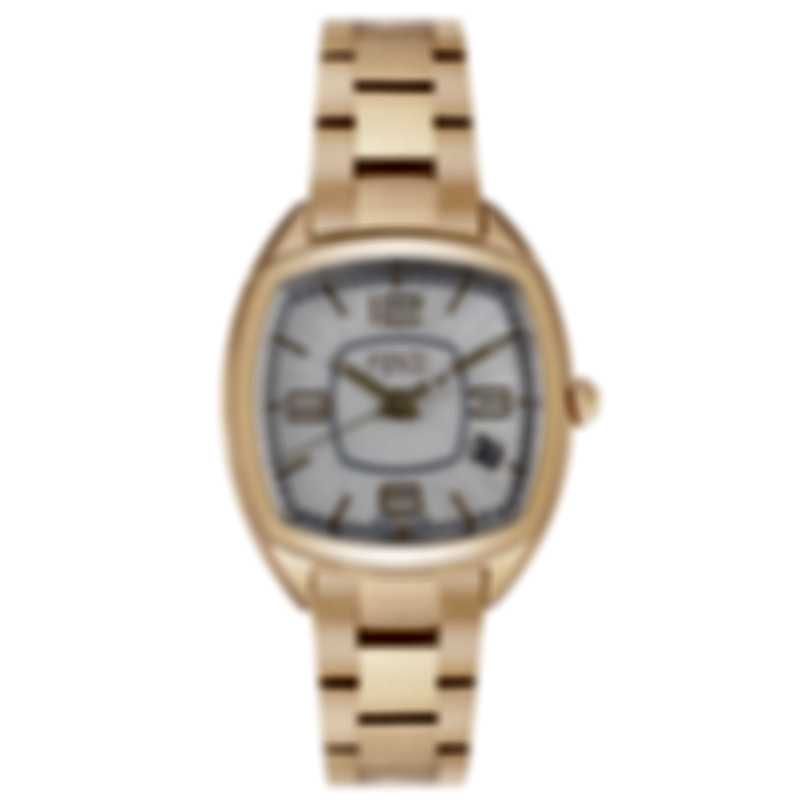 Fendi Momento Mother Of Pearl Quartz Ladies Watch F221534500