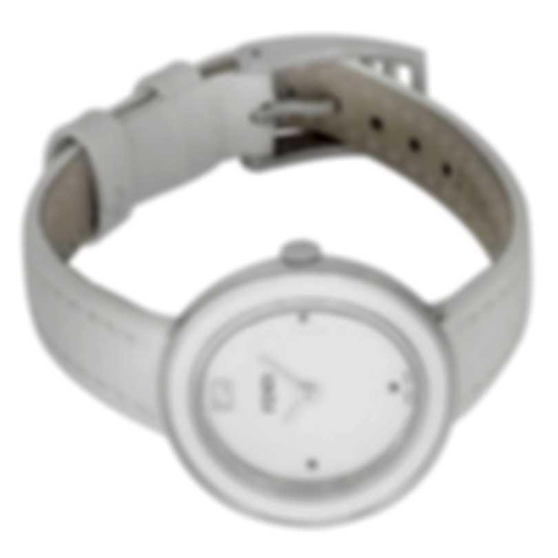 Fendi My Way Stainless Steel Quartz Ladies Watch F358024041