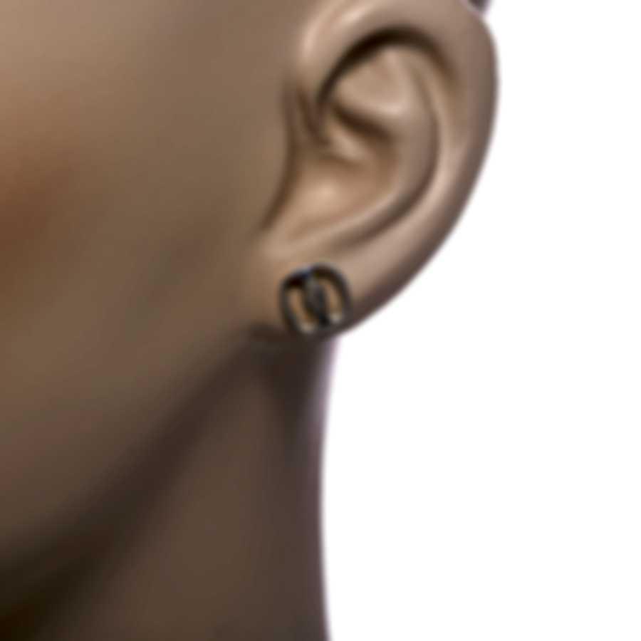 Ferragamo Vara Sterling Silver Earrings 703558