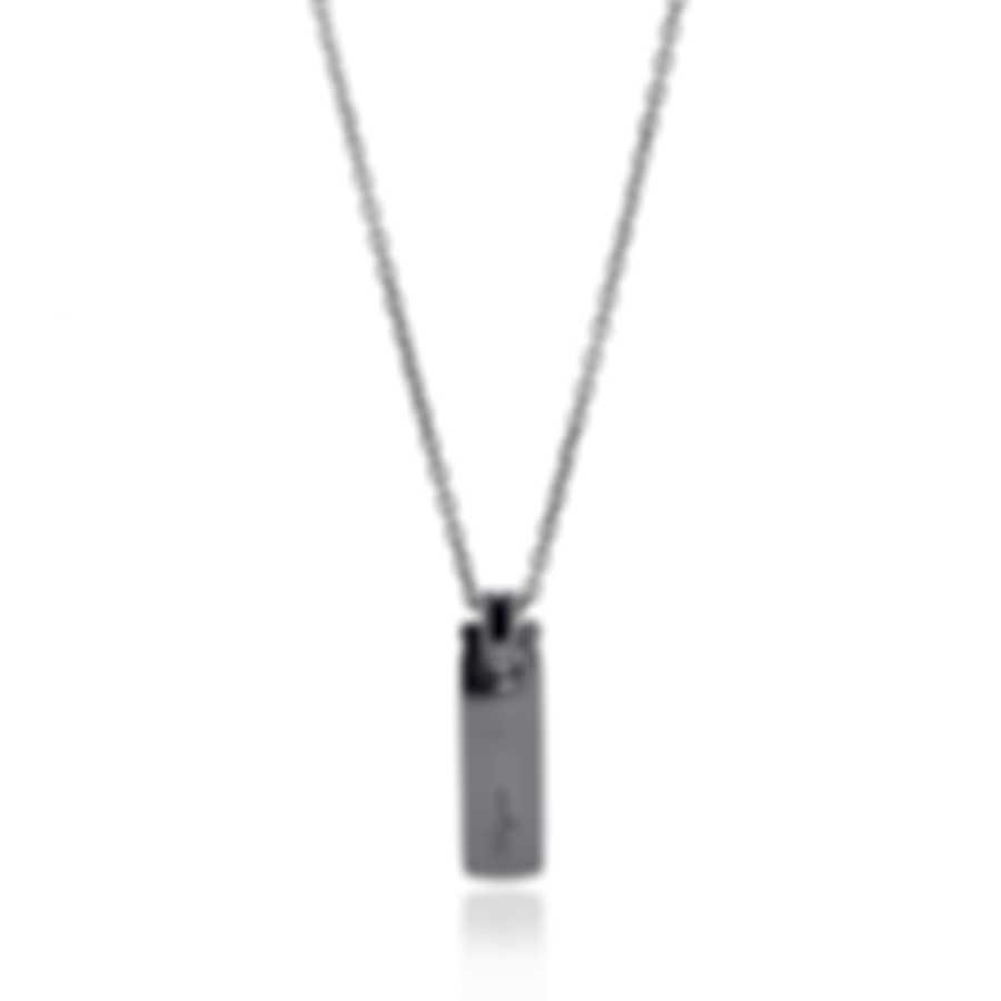 Ferragamo Sterling Silver Necklace 703367