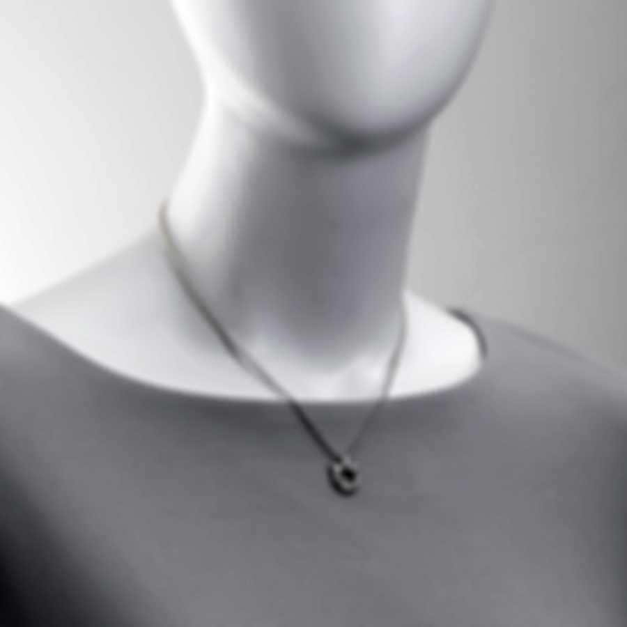 Ferragamo Charms Sterling Silver Necklace 704719