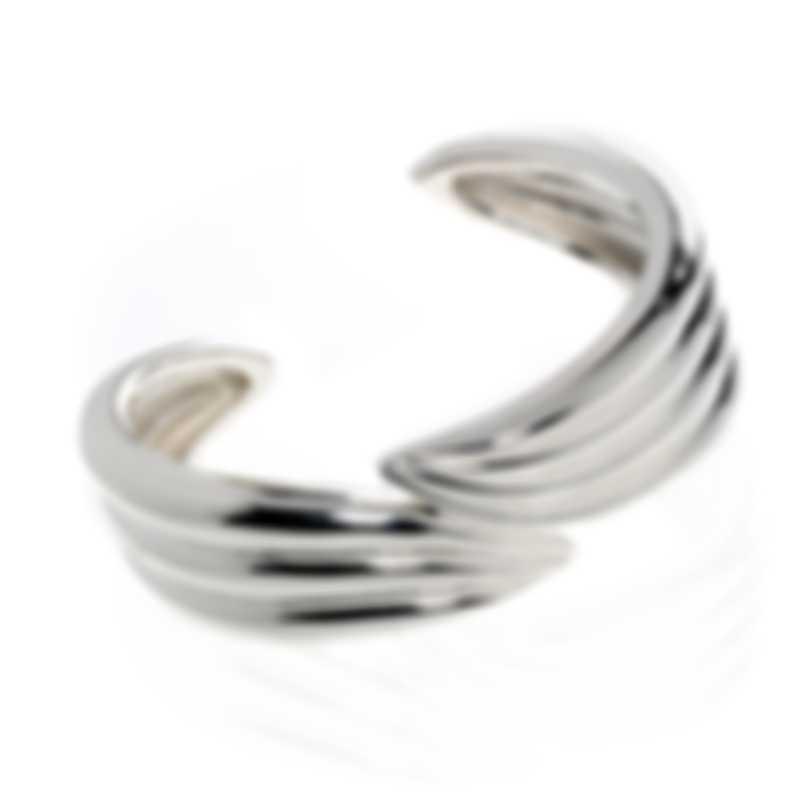 Ferragamo Wedge Sterling Silver Bracelet 705131