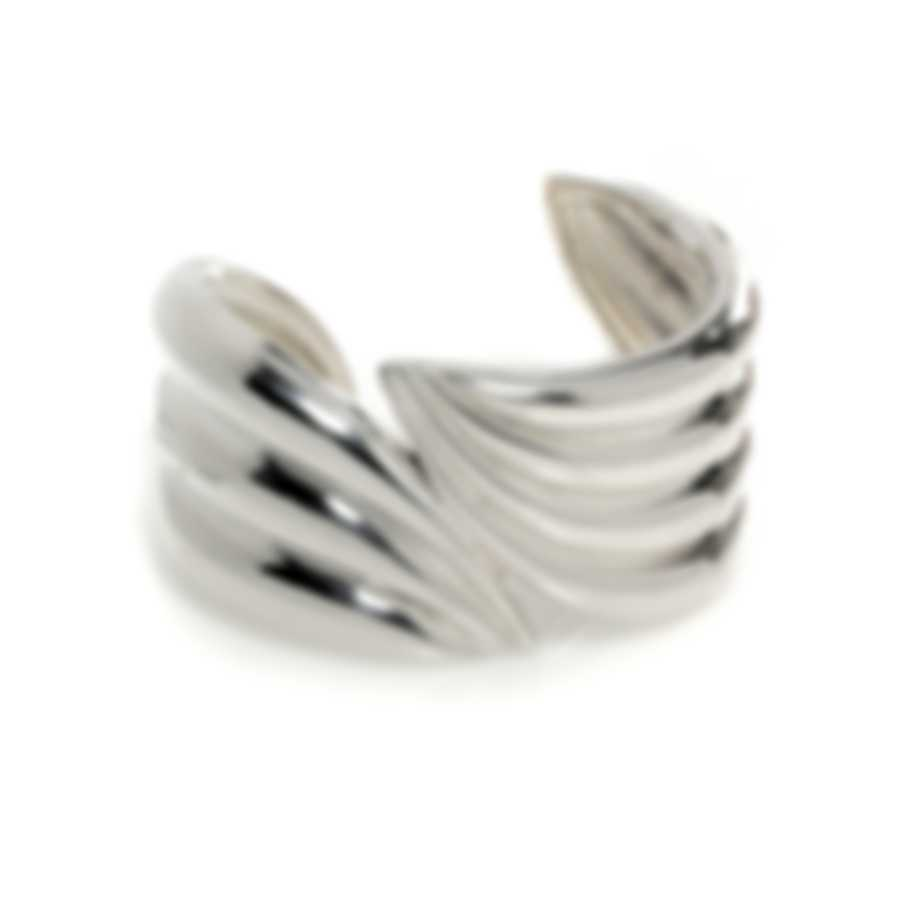 Ferragamo Wedge Sterling Silver Bracelet 705340