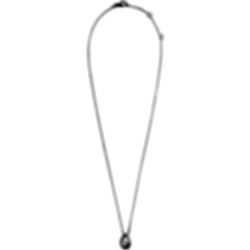 Fred Of Paris Lovelight 18k White Gold Diamond 0.41ct Necklace 3B0268-000