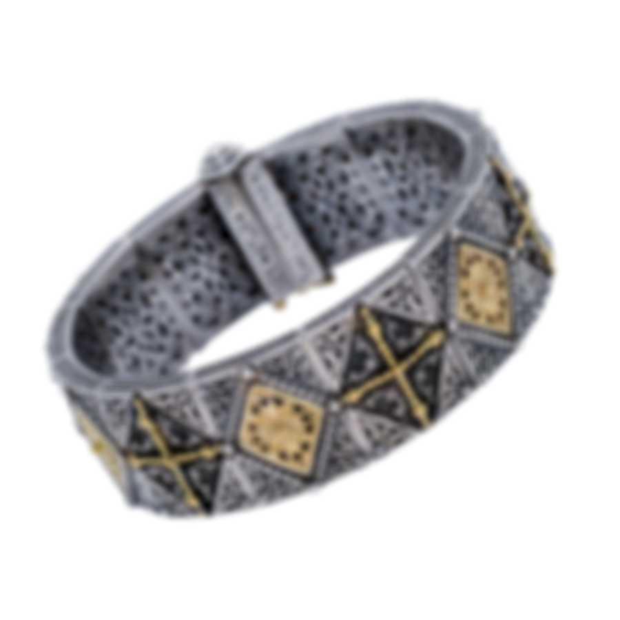 Konstantino HEBE Sterling Silver Bracelet BKJ536-130