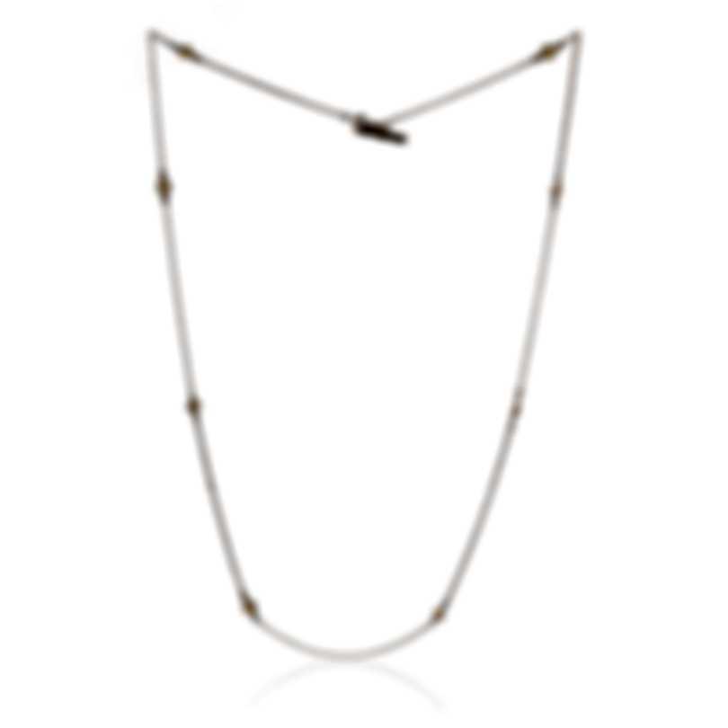 Konstantino ARTEMIS Sterling Silver And Garnet Necklace KOKJ400-112-CUT