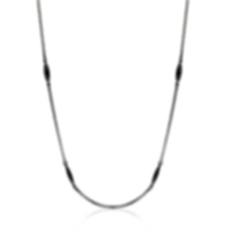 Konstantino Kerma Sterling Silver Necklace KOKJ425-131-36