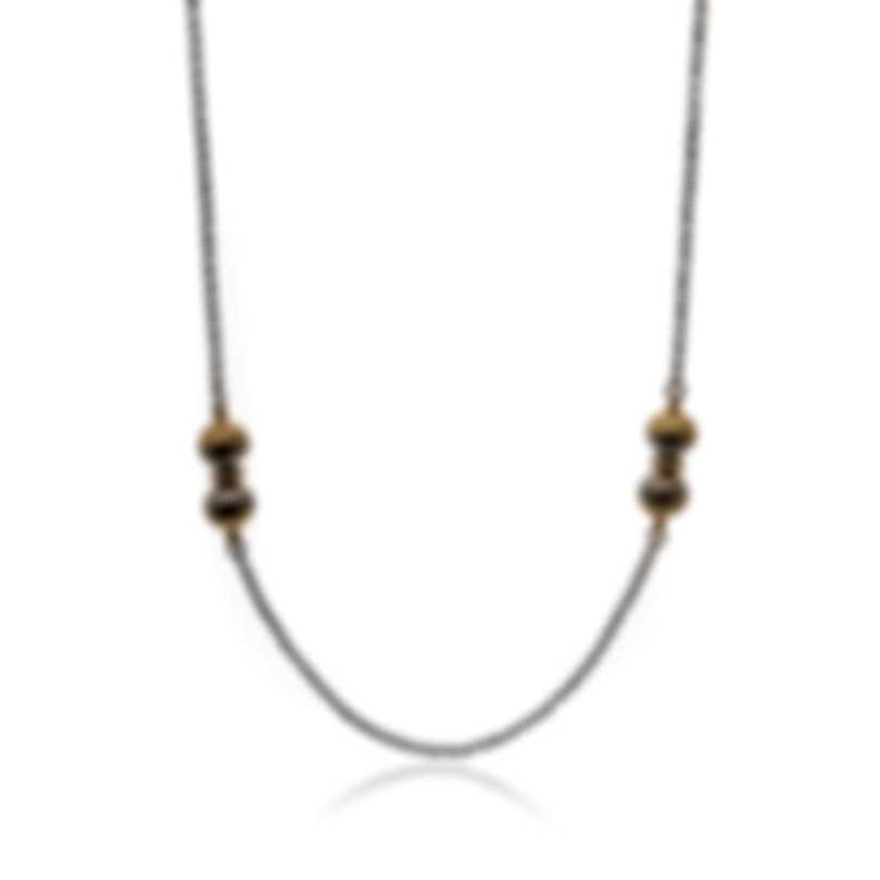 Konstantino HEBE Sterling Silver Necklace KOKJ431-130-18 2U