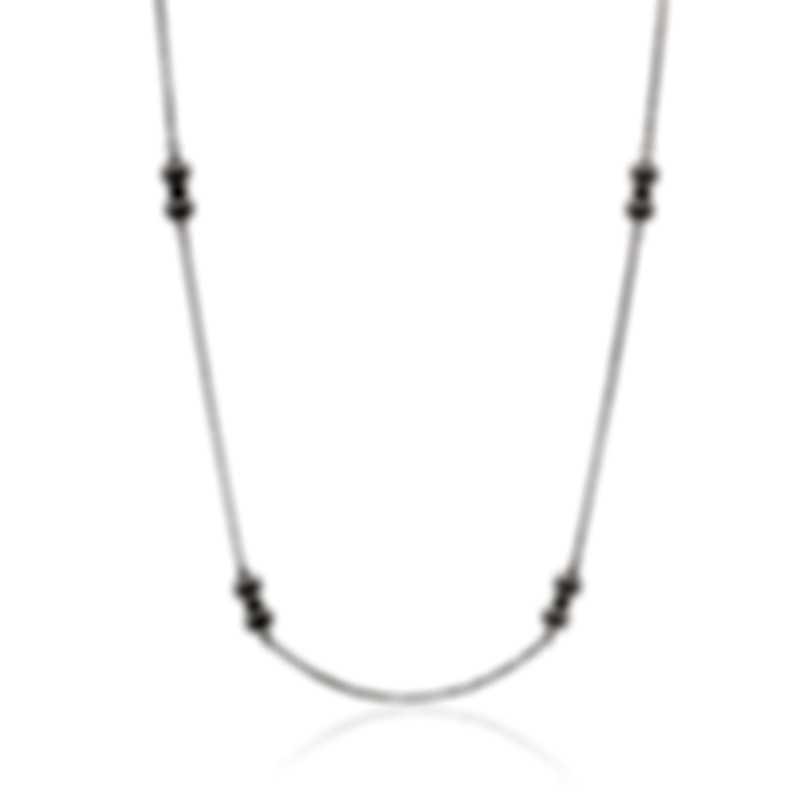 Konstantino HEBE Sterling Silver Necklace KOKJ433-131-36 6U