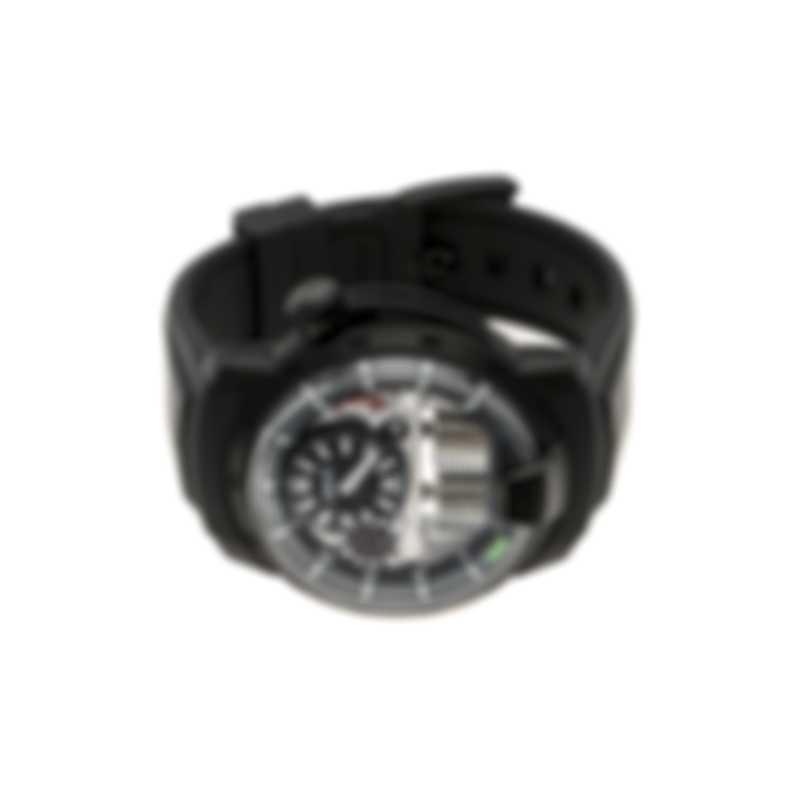 HYT H1 Titanium Black Titanium Manual Wind Men's Watch 148-DL-21-GF-RU
