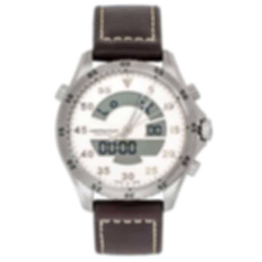 Hamilton Khaki Pilot Flight Timer Quartz Men's Watch H64514551